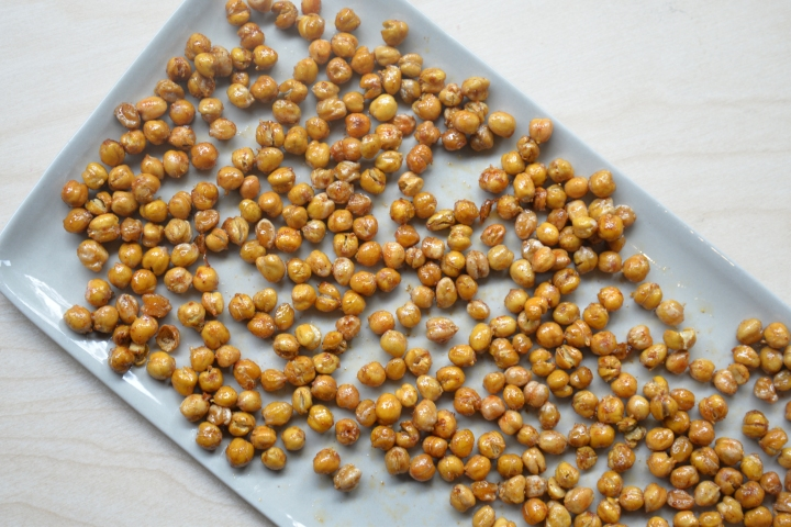 Sweet Paprika Chickpeas